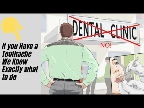 Tooth Abscess Relief