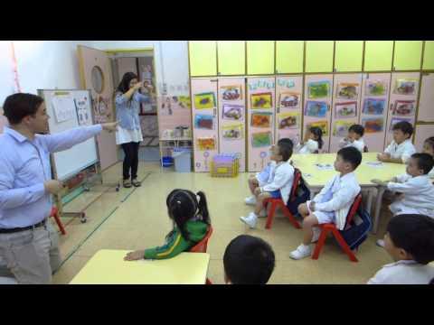 Teaching in KG 3