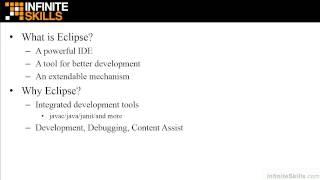 Eclipse Java IDE Tutorial | Overview