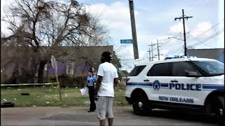 NEW ORLEANS MOST VIOLENT HOODS / SAD REALITY / INTERVIEW