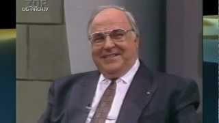 "Helmut Kohl erzählt ""wahren Kohl-Witz"""