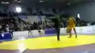 Junior National wrestling championship - 2018 by C.P. Singh
