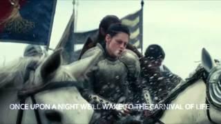 Nightwish & Floor Jansen - Last Ride of the Day (Live @ Wacken 2013) - Lyric Video