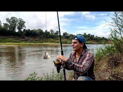 Big River Bank Fishing