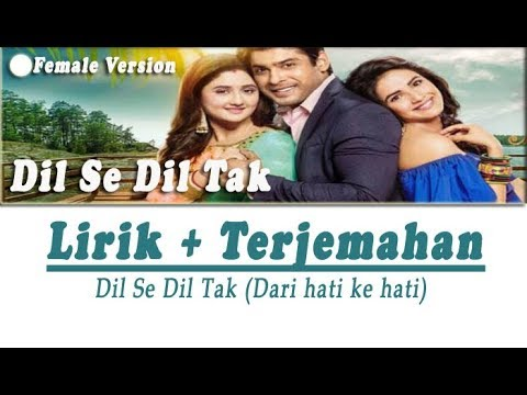 Version Girl Dil Se Dil Tak Lirik Terjemahan