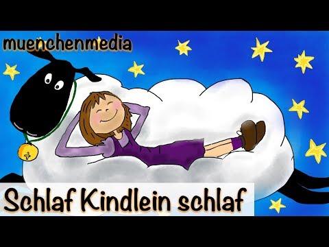 Schlaf Kindlein schlaf - Kinderlieder zum Mitsingen   Schlaflieder   Lullaby  -  muenchenmedia