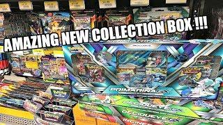 BEAUTIFUL PRIMARINA GX COLLECTION BOX! NEW! Opening Pokemon Cards