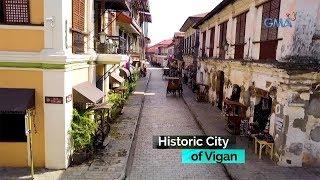 Pamana: Pagbabago Sa Makasaysayang Lungsod Ng Vigan