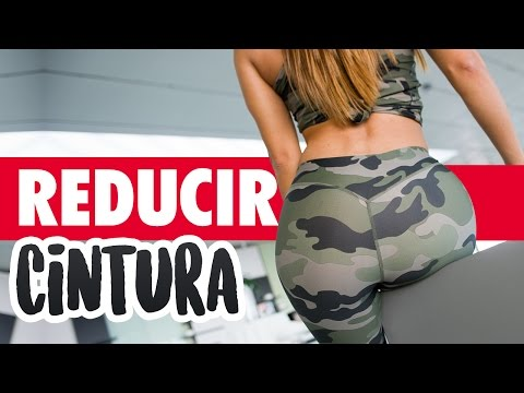 REDUCIR CINTURA 10min Ejercicios vientre plano Stop Flat Stomach