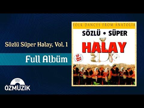 Halay Sözlü Süper 50 Dakika Full Albüm