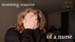 MORNING ROUTINE OF A NURSE