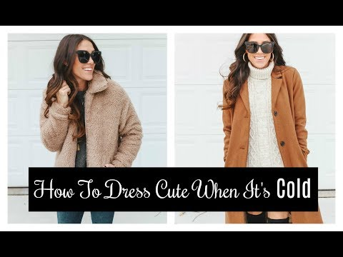Xxx Mp4 How To Dress Cute When It S Cold Stylish Winter Fashion Tips On How To Stay Warm 3gp Sex
