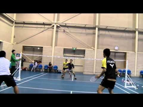 MS Andy Kwong & Patrick Luk vs XXX  Gosen NSW Open