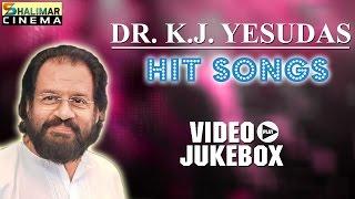 K.J.Yesudas Top 10 Telugu Golden Hit Songs  || Best Collection Video Jukebox