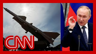 Putin: Russia's new nuclear missile is invincible