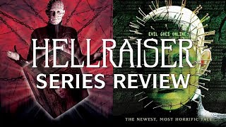 Hellraiser Series Review (Deader and Hellworld) | GizmoCh
