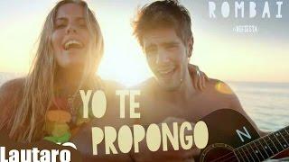 Rombay-Yo Te Propongo