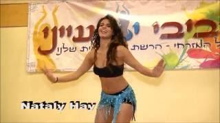 Nataly Hay HOT SEXY Belly Dance 25,000 VIEWS SUBSCRIBE !!! נטלי חי רקדנית בטן ריקודי בטן رقص شرقي