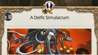 Final Fantasy XIV: Soul Surrender - A Deific Simulacrum - Sophia (Extreme) Unlock