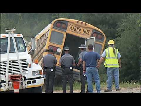 Fatal School Bus Crash Update