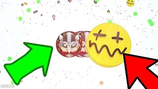 Agar.io - ULTRA LEGENDARY AUTO-SPLIT POPSPLIT!! - CRAZY PRESPLIT!! // #WTF UNCUT GAMEPLAY