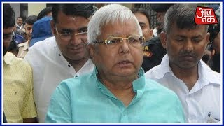 100 Shehar 100 Khabar: Lalu Found Guilty In 4th Case In Fodder Scam
