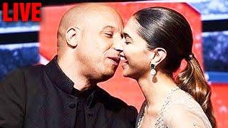 XXX Review, Grand Premiere Deepika Padukone & Vin Diesel Kiss I HD