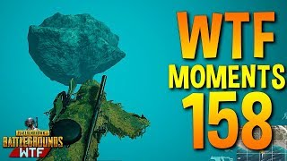 PUBG Funny WTF Moments Highlights Ep 158 (playerunknown