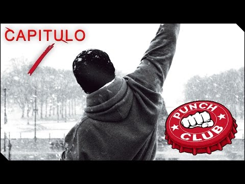 PUNCH CLUB | Capitulo 1 | Revenant Balboa entrenado por el señor Miyagi