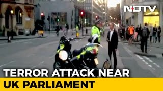 London Attack: 5 Dead, Nearly 40 Injured In Strike At The Heart Of London