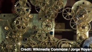Iranian Scientist Claims He Invested a Time Machine (VIDEO)