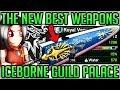 New Guild Palace Weapons - Full Showcase - Grand Appreciation Fest - Monster Hunter World Iceborne!