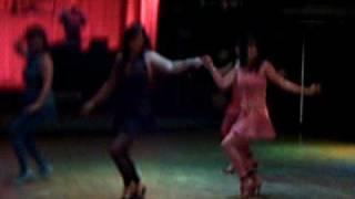 Dance  -  SWAY  (Simon`s  40th b-day  Party )