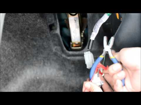 How to install the load resistor to avoid turn signal light fast blinking  JDM ASTAR LLC