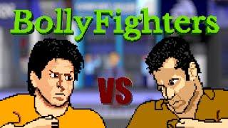 BollyFighters: Shahrukh Khan vs Salman Khan {60 FPS Bollywood Parody Cartoon Movie}