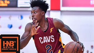 Collin Sexton (17 pts, 6 reb, 3 ast, 2 stl) Full Highlights vs Rockets / 2018 NBA Summer League