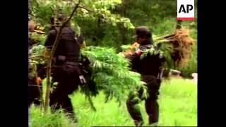 USA: MEXICAN DRUG CARTELS BECOMING DANGEROUS WARNING