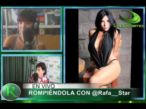 Rafa Star entrevista a Noelia Arias licenciada Tetarelli en Cappissima Multimedial