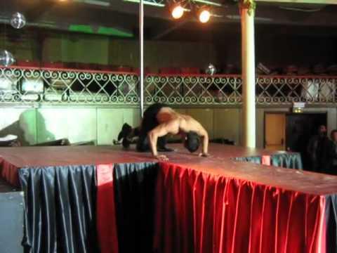 Strip Masculino Festa do Sexo Teatro Sá Bandeira 29 e 30 de Outubro
