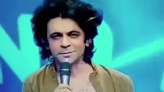 Sunil Grover mimicry of Shahrukh Khan after fight | latest performance | HD | 2017