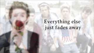 One Direction - Little White Lies (Lyrics + Pictures) *HD*