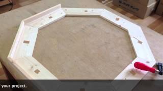 Making a Crokinole Board (DIY)