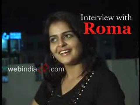 Xxx Mp4 Interview With Roma Asrani Malayalam Actor 3gp Sex