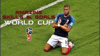 Kylian Mbappé - World Cup Russia 2018 ● Amazing Skills & Goals |HD