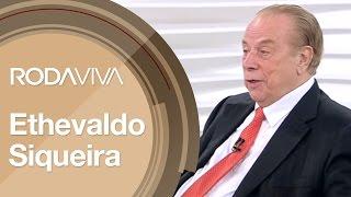 Roda Viva   Ethevaldo Siqueira   03/04/2017