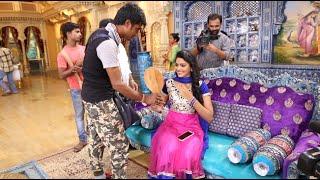 On Set Location Marathi Upcoming Movie 'Vrundavan' 2015