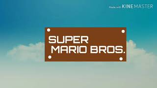 I Updated the Super Mario Bros Logo.
