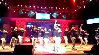 IIT Delhi Group Dance || Front Row || Rendezvous 2016