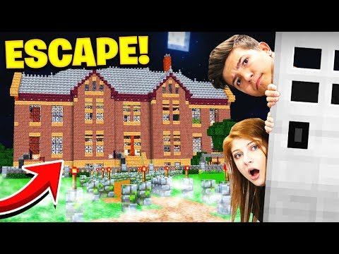 Xxx Mp4 ESCAPING THE SCHOOL With My SISTER Minecraft School Escape 3gp Sex