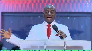 Bishop Oyedepo @ Special Monthly Communion Service, January 7, 2018 [1st Service]